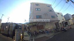 バーブルパークマンション[4階]の外観