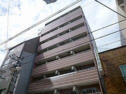 ルミエール駒川[2階]の外観