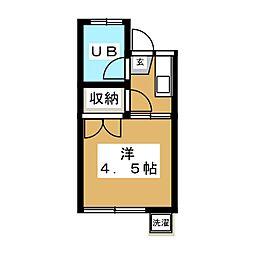 西武柳沢駅 4.0万円