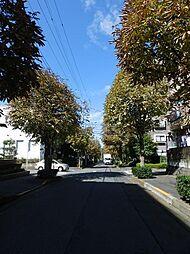 近隣の街並み