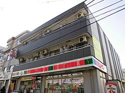 JR東海道本線 戸塚駅 徒歩8分の賃貸マンション