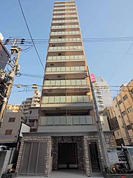 B-PROUD江戸堀[11階]の外観