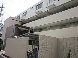 クリアネス コート[4階]の外観