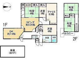 勢野北口駅 1,990万円