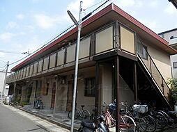 パルデンス長岡京[2階]の外観