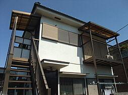 東京都中野区江原町1丁目の賃貸アパートの外観