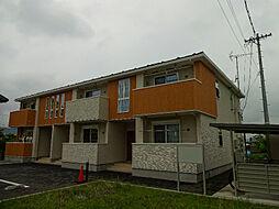 プラシード・アルバ[1階]の外観