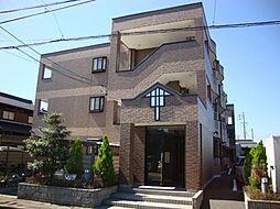 愛知県岩倉市大山寺町の賃貸マンションの外観