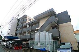 ラリーマンション[3階]の外観