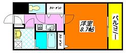 へーベルメゾンTANAKA 103号室[1階]の間取り