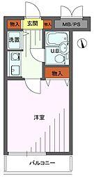 ライオンズマンション西荻窪第5[1階]の間取り