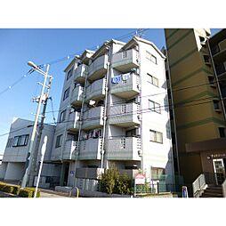 大阪府寝屋川市石津元町の賃貸マンションの外観