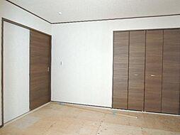 畳敷きの洋室6...