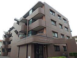 愛知県岡崎市橋目町字大師の賃貸マンションの外観