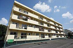 ガーデンフィール東台[2階]の外観