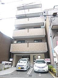 トゥールモンド京都五条[4階]の外観