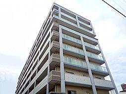 大阪府藤井寺市道明寺2丁目の賃貸マンションの外観