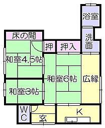 北野駅 3.0万円