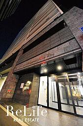 プレサンス松屋町駅前デュオ[1406号室]の外観