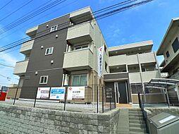 アクシス北松戸[1階]の外観