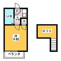 八田駅 3.1万円