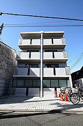 京都府京都市上京区新町室町の間上立売下る瓢箪図子町の賃貸マンションの外観