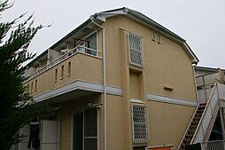 リスガー[2階]の外観