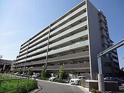 コンフィール八潮(8階の最上階、南西向き)