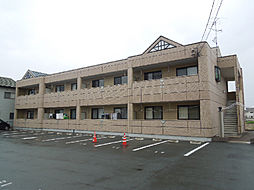 愛媛県松山市今在家4丁目の賃貸アパートの外観