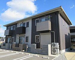 兵庫県小野市神明町の賃貸アパートの外観
