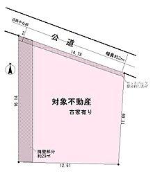 土地配置図