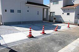 駐車スペース3...