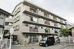 埼玉県戸田市美女木2丁目の賃貸マンションの外観