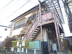 伸三荘[2階]の外観