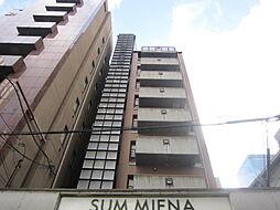 大阪府大阪市北区芝田2丁目の賃貸マンションの外観