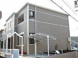 愛知県一宮市森本5丁目の賃貸アパートの外観