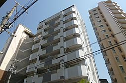 烏ヶ辻コート[8階]の外観