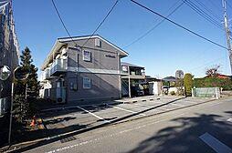千葉県我孫子市日秀の賃貸アパートの外観