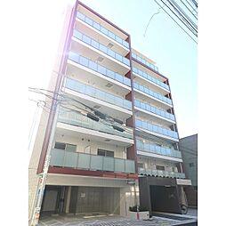 東京都江東区亀戸8丁目の賃貸マンションの外観