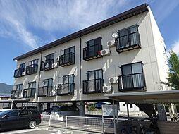 第二サンハイツ[2階]の外観