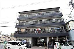 メゾンドユニ[4階]の外観