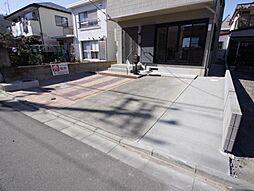 駐車スペースを...