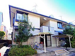 東京都練馬区三原台3丁目の賃貸アパートの外観