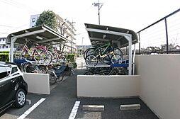 自転車置き場 ...