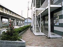 兵庫県相生市那波野3丁目の賃貸アパートの外観