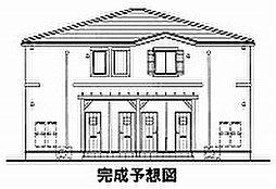JR宇野線 早島駅 徒歩15分の賃貸アパート