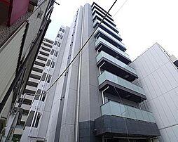 ベルシード千住パークサイド[9階]の外観
