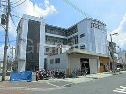 東栄マンション[4階]の外観