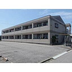 愛知県岡崎市岩津町1丁目の賃貸アパートの外観