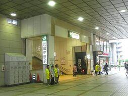 神奈川県川崎市中原区新城1丁目の賃貸アパートの外観